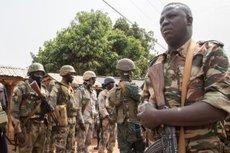 Главный бандитский город Кага-Бандоро освобожден от боевиков армией ЦАР