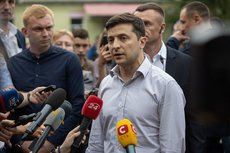 Зеленский хочет видеть больше сил НАТО в Чёрном море