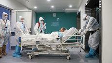 В России коронавирусом заразились еще 8326 человек