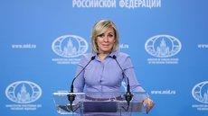 Захарова рассказала о подготовке встречи Путина и Байдена