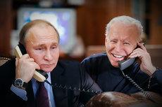 Байден назвал разговор с Путиным откровенным