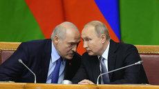 Путин созвонился с Лукашенко