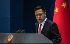 Китай осудил санкции США против России
