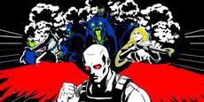 Пользователи Сети ждут продолжения комикса о супергерое