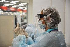 В России за сутки выявили максимум случаев коронавируса с января