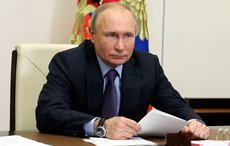 Путин публиковал статью