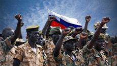Министр внутренних дел ЦАР поблагодарил россиян за помощь в борьбе с боевиками