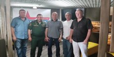 Герой России Андрей Богатов обсудил с представителями ветеранских организаций Читы проблемы региона