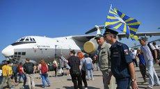 На МАКС-2021 представят новый российский военный самолет