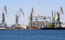 В Крыму началось строительство вертолетоносцев