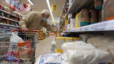 Россия обогнала Европу по росту цен на продукты питания