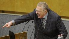 Жириновский пообещал уйти со всех должностей в 90 лет
