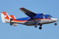 В Томской области совершил жесткую посадку самолет Ан-28