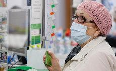 В России выявили 8840 новых случаев коронавируса