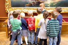 Роспотребнадзор разрешил школьникам посещать музеи во время пандемии