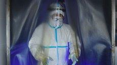 В России выявили 23 770 новых случаев заражения коронавирусом