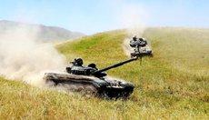 Российские танки подъехали к границам Афганистана