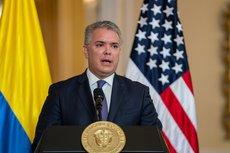 Колумбийский президент: на полицейские посты Боготы могут напасть вандалы