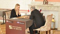 На ЧМ по шахматам полька убрала флаг в знак солидарности с россиянкой