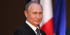 Путин поздравил женщин с наступающим 8 Марта