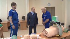 Путин назвал преимущества российской медицины перед иностранной