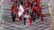 В Японии состоялось официальное открытие Олимпийских игр