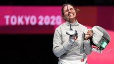 Российская саблистка стала олимпийской чемпионкой