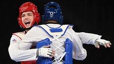 Россиянин стал олимпийским чемпионом по тхэквондо