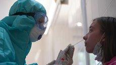 В России за сутки умерли 336 пациентов с COVID-19