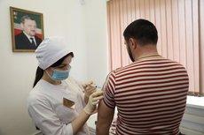 В Чечне прививку от коронавируса сделали 60% взрослого населения