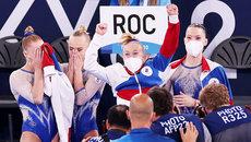Российские гимнастки победили в командном многоборье на Олимпиаде