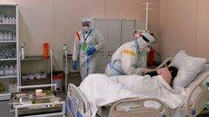 В России выявили минимальное число зараженных COVID-19 с сентября