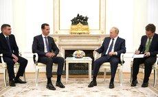Асад рассказал, какие санкции наложили на сирийский народ