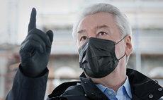 Собянин отменил обязательное ношение перчаток в Москве