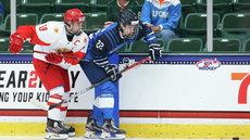 Юниорская сборная России по хоккею вышла в финал чемпионата мира