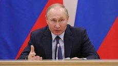 Путин назвал 2020 год худшим после Второй мировой войны