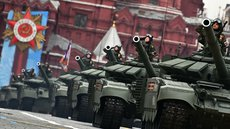 Военный эксперт из США назвал пять лучших вооружений на параде Победы