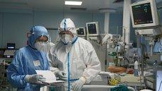 В России за сутки скончались 475 человек с коронавирусом