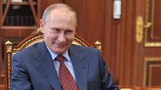 Путина номинировали на Нобелевскую премию мира