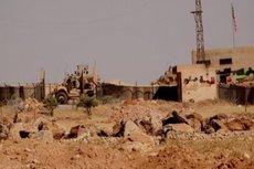 В Сирию из Ирака прибыло 35 грузовиков армии США