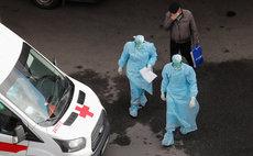 В России выявили максимальное число зараженных COVID-19 с 20 марта