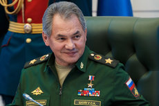 Поделки министра обороны РФ Сергея Шойгу продадут с аукциона