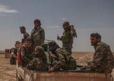 Связанные с ИГ* курдские боевики похитили людей на востоке Сирии