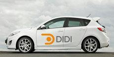 Китайский агрегатор такси DiDi придет на российский рынок