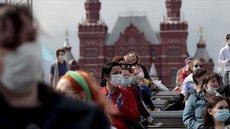 В России коронавирус выявили еще у 8183 человек