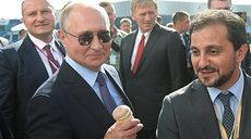 Путин популяризовал российское мороженое в Китае