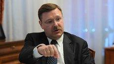 Вице-спикером Совета Федерации стал Константин Косачев
