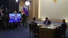 Лидеры России и КНР запустили строительство новых энергоблоков в Китае