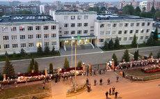 Ученики и учителя казанской школы №175 получат награды за мужество