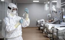 В России коронавирус выявили еще у 7920 человек